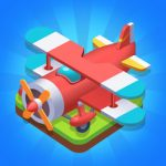 Télécharger Merge Plane - Best Idle Game