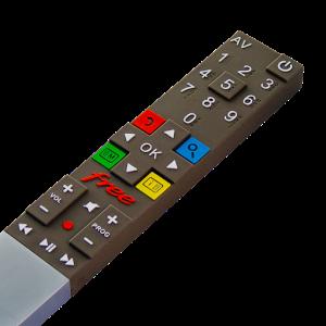 telecommande freebox v6 pour pc